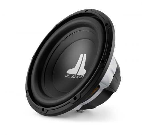 JL Audio 12W0v3-4: 12-inch (300 mm) Subwoofer Driver, 4 ohm