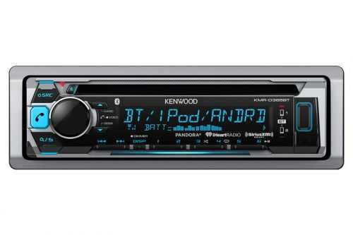 Kenwood Marine Bluetooth Receiver KMR-D365BT