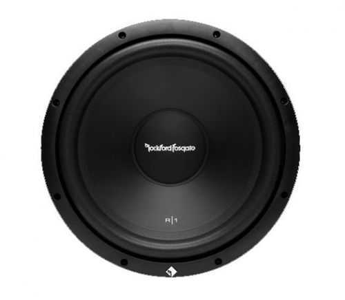 Rockford Fosgate R1S4-12 - Prime 12 inch R1 4-Ohm SVC Subwoofer